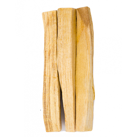 Palo santo. Heilig hout.