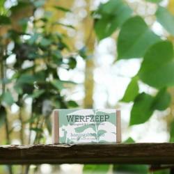 Honingshampoo, Werfzeep.