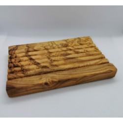 Zeep plankje olijfhout.