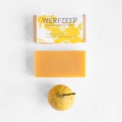 Citruszeep, Werfzeep.